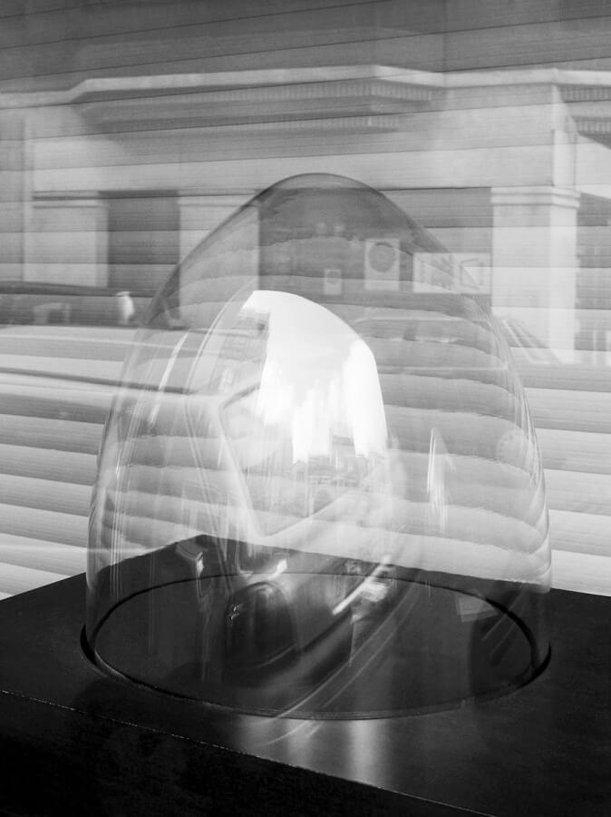 SAGA, 2009<br /> Xerox print, 112 x 84 cm