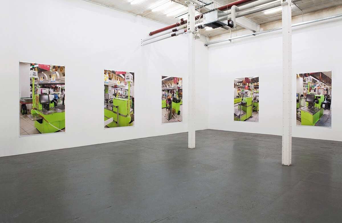 4 dolle dage / 4 tolle Tage / 4 jours fous, Galerie b2, Leipzig
