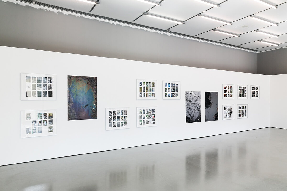 Disputed Landscape : The Visual Paradigm, Camera Austria, Graz, 2015<br /> Foto: Lupi Spuma<br />