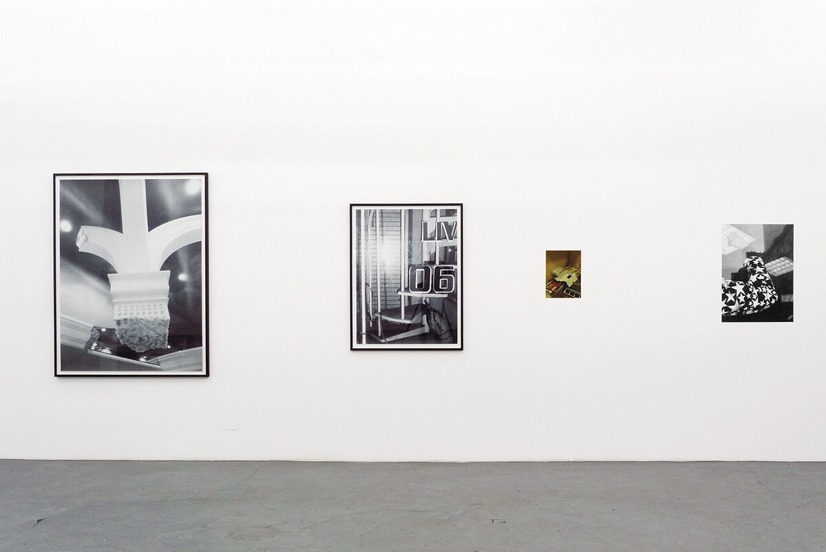 I Want to Live in the Present Not the Past, Galerie b2, Leipzig, 2009
