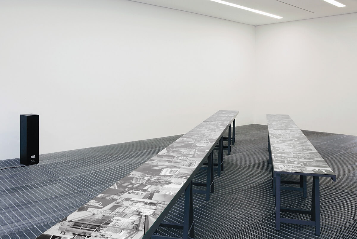 Capital Decor, GfzK, Museum of Contemporary Art, Leipzig, 2010<br />