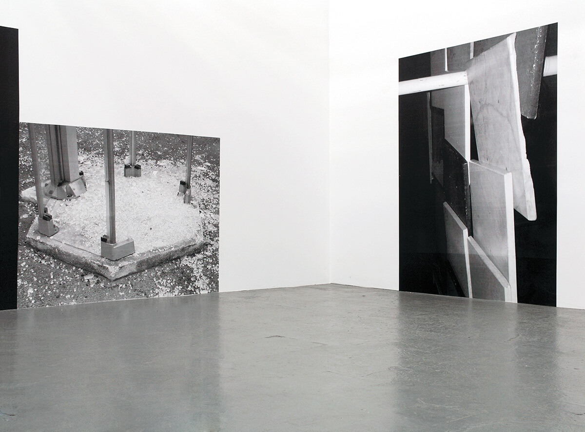 Cornerville, Galerie b2_, Leipzig 2007<br />