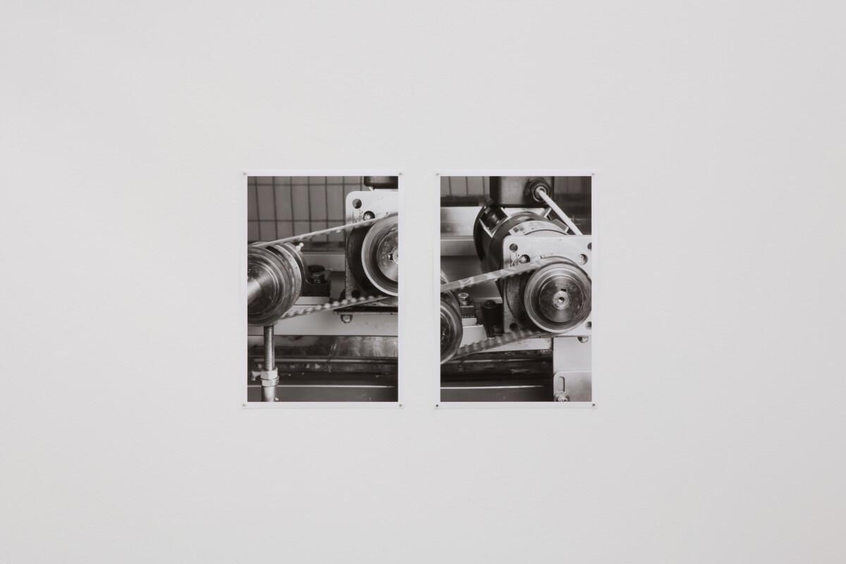 Fétichismarchandise, Centre de la photographie Genève, 2015<br /> archival pigment prints on matte paper, 36 x 24 cm<br />