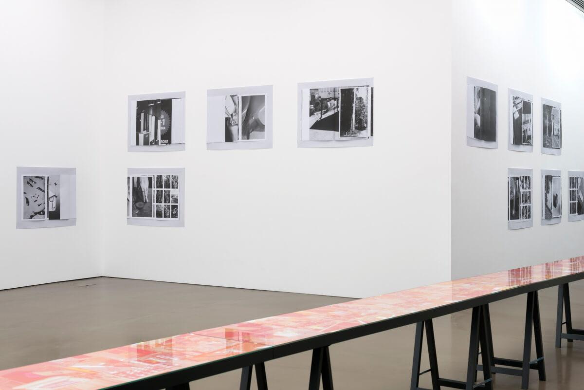 Dialogues, Camera Austria, Graz, 2016<br /> foto: Markus Krottendorfer
