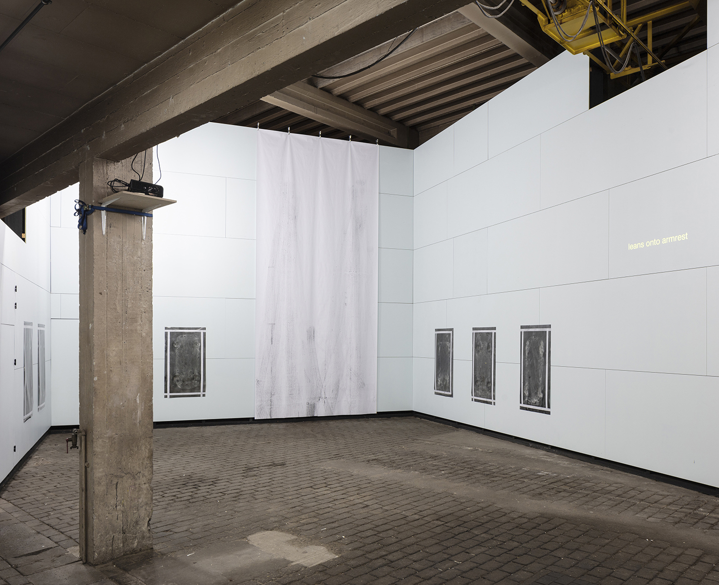Close in open, P5, curated by De Cleene De Cleene, 019, Ghent, 2019<br />