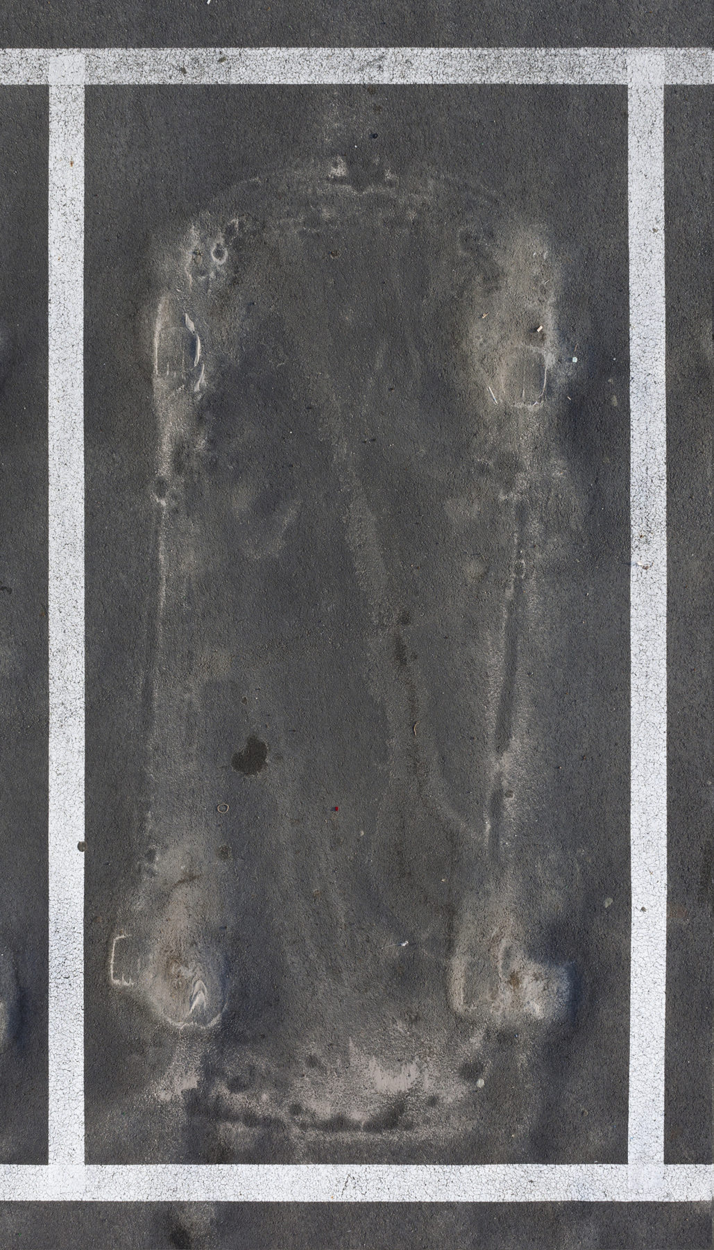 Close in open, Parking #1, pigment print, 140 x 80 cm, 2019