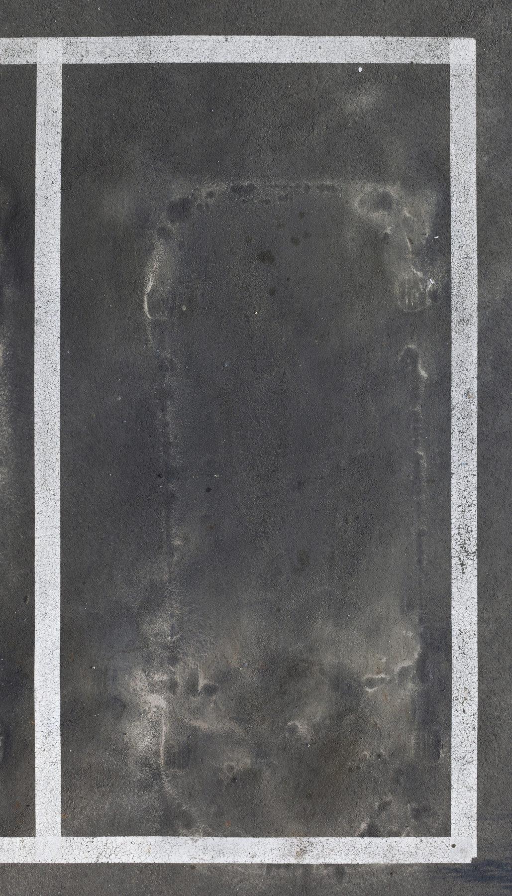 Close in open, Parking #1, pigment print, 140 x 80 cm, 2019